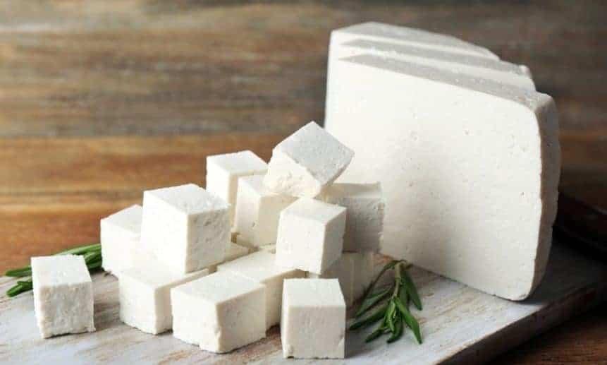 גבינה בולגרית 24% ערך תזונתי