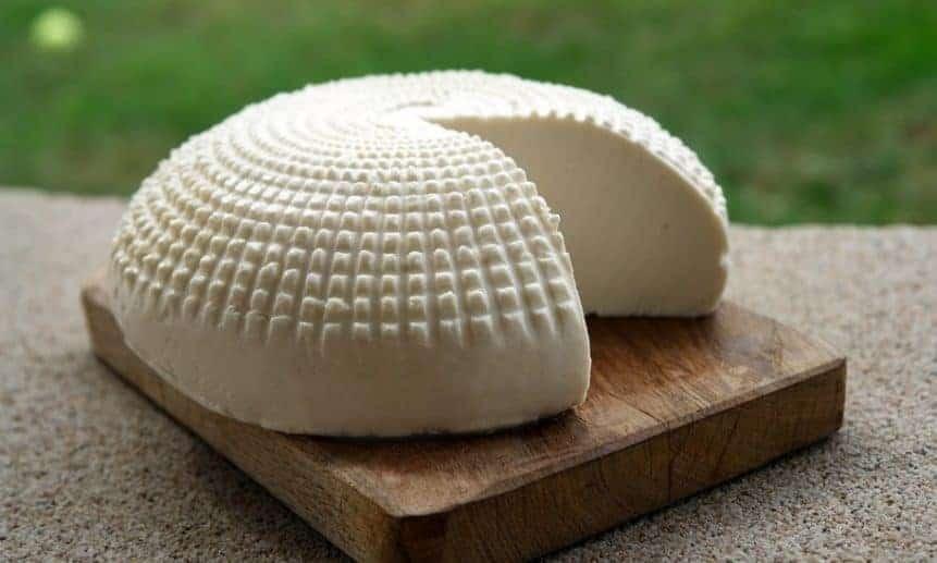 גבינה צפתית ערך תזונתי