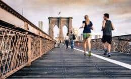 ריצה או הליכה