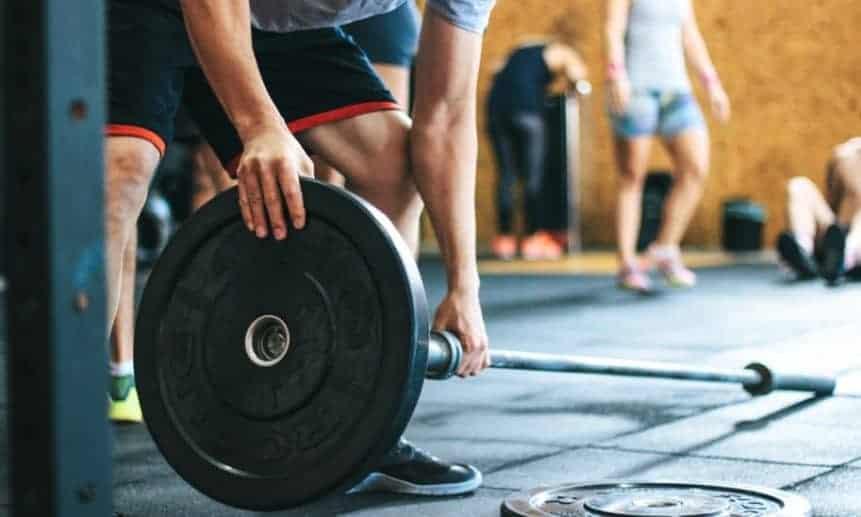 איך להרים יותר משקל