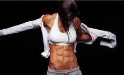 אחוזי שומן וקוביות בבטן: כך תשיגו אותם