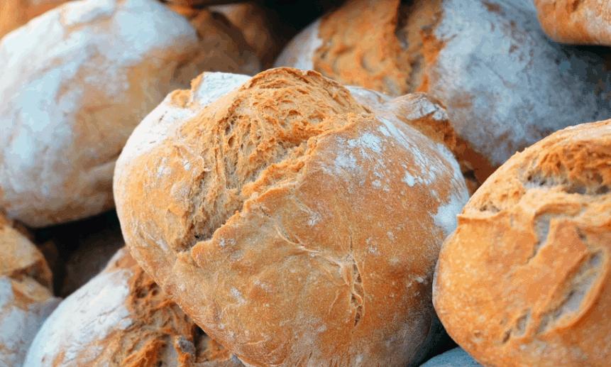 לחם לבן