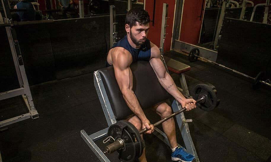 איך נגדיל את השריר שלנו באמצעות דרופ סט