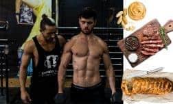 """תפריטי תזונה חיטוב ודיאטה לגברים – משקל 60, 75, 90 ק""""ג"""