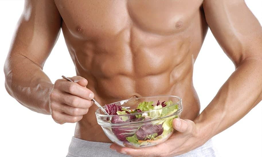 דיאטה לגברים