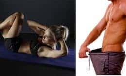 טריקים לירידה במשקל