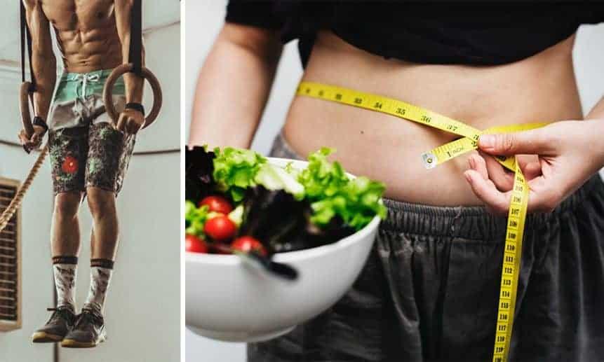 אוכל לפני ואחרי אימון