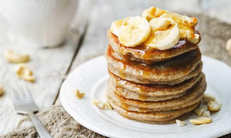 פנקייק חלבון & קרפ חלבון: המתכון הרשמי