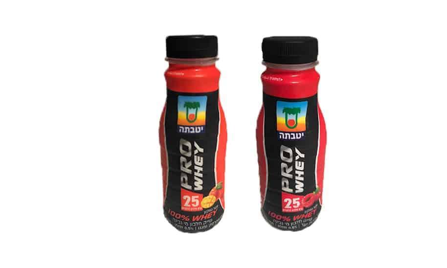 הצרכנייה: יטבתה פרו WHEY עם 25 גרם חלבון
