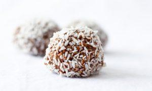 כדורי שוקולד קינדר חלבון