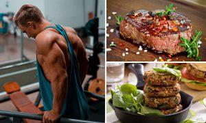 כמה חלבון צריך לאכול ביום