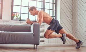 מצב חירום? תוכנית אימון ביתית חזקה לחיטוב ולבניית מסה