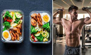 איך שומרים על המשקל? דיאטה עם ארוחות מכונות ואימוני כוח