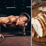 8 מאכלים לפיתוח מסת שריר