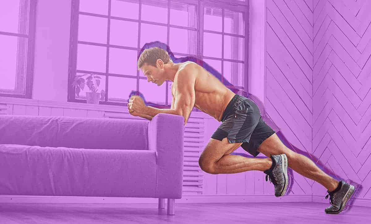 אימון גב ביתי – האימון הטוב ביותר שתוכלו לעשות ללא ציוד