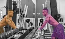 להתקדם באימונים