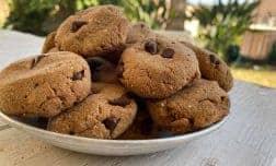 עוגיות טחינה סילאן, שבבי שוקולד וחלבון – המתכון המושלם