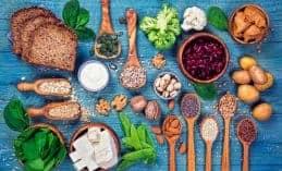 תפריט תזונה טבעוני 1600 קלוריות