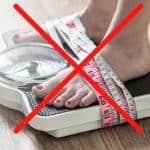כיצד נעקוב אחר ירידה במשקל ללא עלייה על המשקל