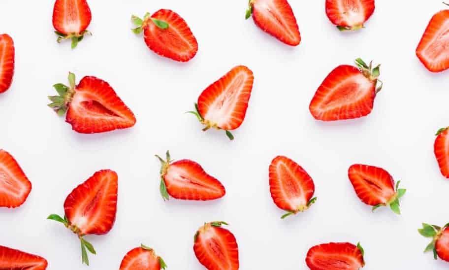 שייק תותים מרענן - מתכון